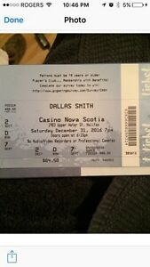 Dallas smith  New Year's Eve at the Halifax Casino