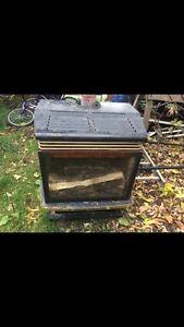 Fire stove - ONLY 250$!! Belleville Belleville Area image 1