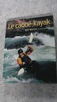 livre de canot et kayak