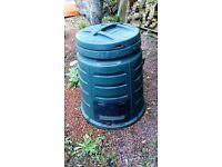 Green Compost Bin