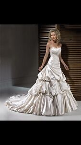 Wedding dress- Maggie Sottero- Montana Kitchener / Waterloo Kitchener Area image 1