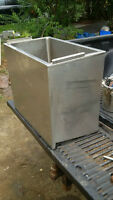 Stainless Basin Vessel Sink