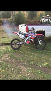 2001 cr250r