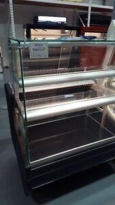 Bakery display, Meat display , Fish display