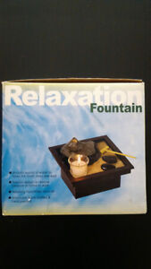 Zen Garden/Relaxation Fountain (Brand New)
