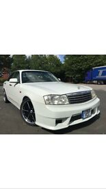 Nissan Gloria VIP Turbo RWD p/x try me