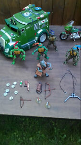 2002 TMNT characters and Vehicles Kitchener / Waterloo Kitchener Area image 4