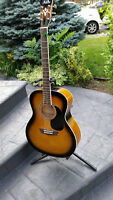 Brand new AWL Acoustic guitar