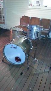 pearl reference drum kit Chermside Brisbane North East Preview