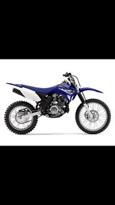 Wanted: Yamaha TTR LE