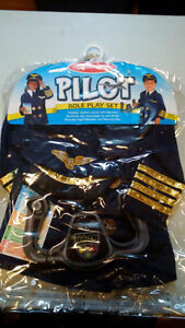 New Role Play Pilot Costume Cambridge Kitchener Area image 4