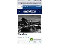 Zemfira at O2 Brixton Academy Nov 6th!!