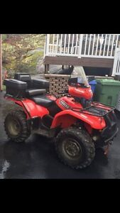 Yamaha Kodiak 450, 2003 4x4 automatique