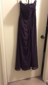 Plum prom/ special event gown  London Ontario image 2