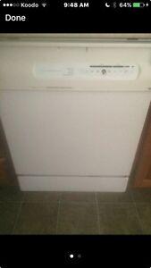 MayTag under counter Dishwasher
