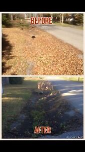 Now taking bookings for fall clean up (Free Quote)  Kawartha Lakes Peterborough Area image 1