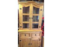 Tall Pine Dresser Unit - Can Deliver