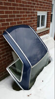 Toit rigide/Hard top Mercedes-Benz R107