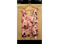 River Island Top size 14 brand new