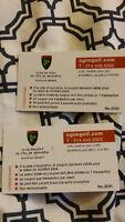 GOLF+VOITURETTE POUR DEUX AU CLUB DE GOLF DE L'ILE DE MONTREAL $