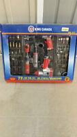 71 PC Air Tool kit..King Air Tool