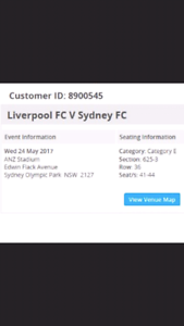 Sydney FC V Liverpool FC Tickets!!!! Belmore Canterbury Area Preview