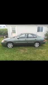 2006 nissan sentra very well maintained 1500 REDUCED
