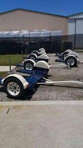 Master Tow Gypsy Trailer Dolly Clontarf Redcliffe Area Preview