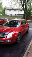2008 Ford Fusion Berline V6 sel