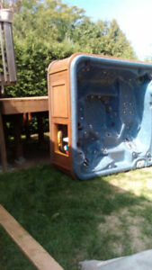 Professional Hot Tub Movers - Hot Tub Moving Installation & More