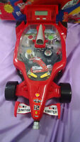 Pinball Racer F1 Race car