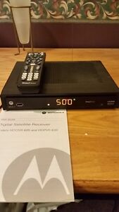 Shaw Direct HD PVR 630 with a UHF Remotes