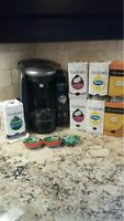 Tassimo T65 with coffee etc included