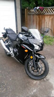 *NEED SOLD* 2013 CBR500 **BARELY USED**WARRENTY TILL 2018**