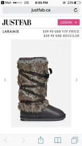 Just Fab Winter boots