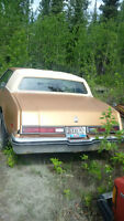 1979 Olds Toronado in Haines Jct PH ONLY