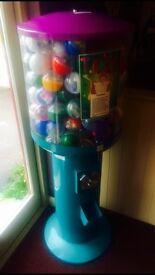 Vending machine 95mm capsule.