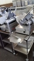 Cut More Efficiently with Commercial Meat Slicers - For Sale