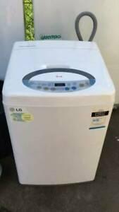 5.5 kg fuzzy logic lg top washing machine