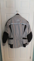 Assorted Mens Motorcycle Jackets and pants L and XL