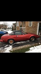 Triumph tr7 with power steering