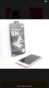 iPhone 7 and 7s tempered glass screen protector Regina Regina Area image 1