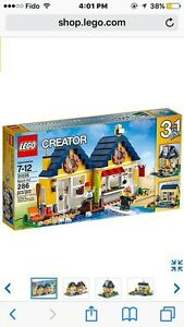 Lego Beach Hut 31035  London Ontario image 2