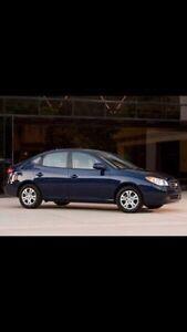 2010 Hyundai Elantra low kms
