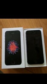 iPhone SE space grey UNLOCKED