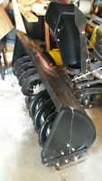 Snow Blower Attachment for Craftsman ride-on mower