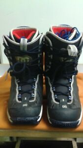 DC Shoe Co.- Ridesnowboarding  boots size 10 US