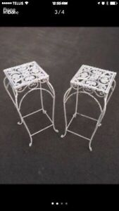 Wrought Iron Plant Stands  Peterborough Peterborough Area image 1