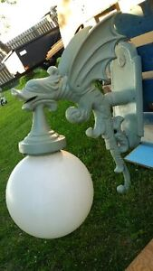 """PRIVATE ESTATE MOVING SALE"" - Flying Creature Light / Lamp"