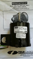 Fasco Motor Type U21B- for furnance power vent